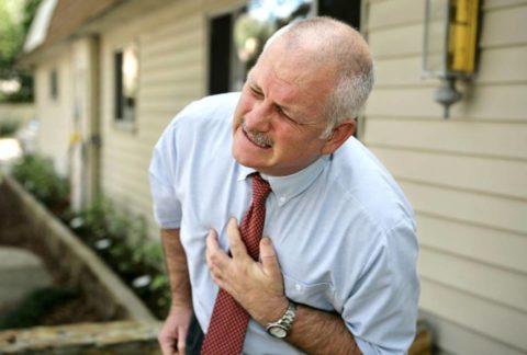Ишемия миокарда всегда сопровождается резкой болью в сердце
