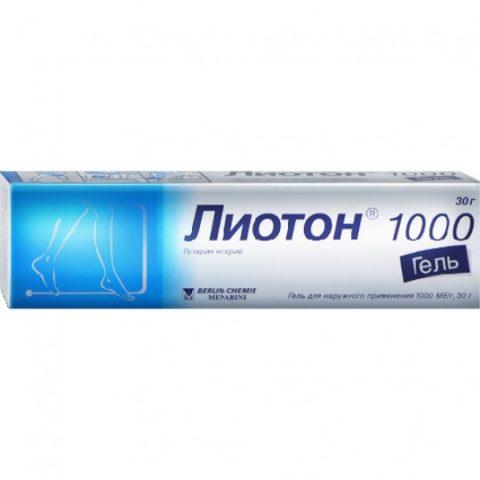 Лиотон-гель