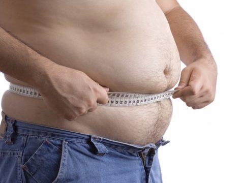 Лишние килограммы негативно влияют на здоровье