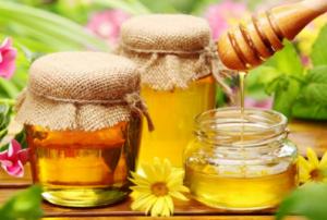 Мед – один из компонентов, многокомпонентного сбора.