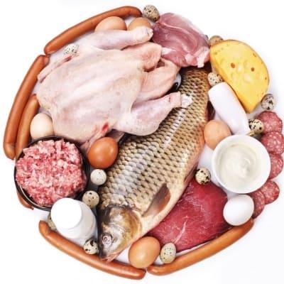 Мясо, птица, рыба