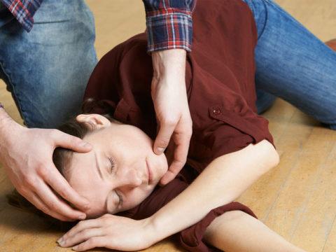 Обморок – признак острой ишемии тканей головного мозга
