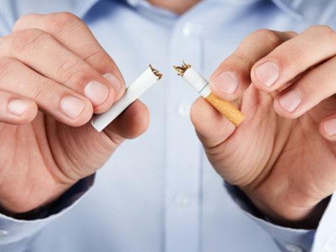 Отказаться от сигарет тяжело, но вполне возможно