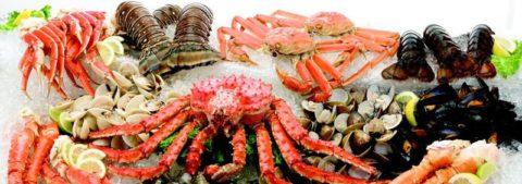 Оздоровить сосуды поможет средиземноморская диета, основанная на употреблении морепродуктов.