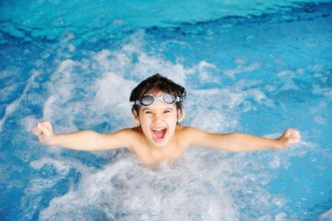 Плаванье помогает ускорить процессы реабилитации