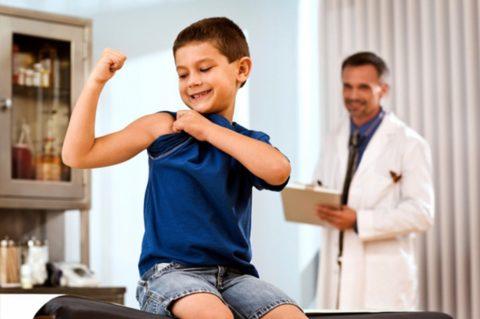 Регулярные осмотры у врача – залог здоровья вашего ребенка