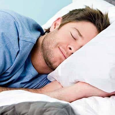 Спите не меньше 8 часов в сутки