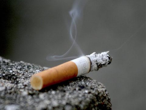 Цена каждой выкуренной сигареты – наше здоровье