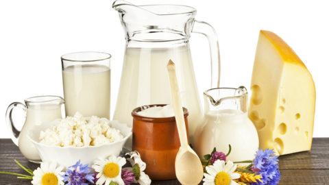 Улучшить обмен веществ и пищеварение помогут кисломолочные продукты.