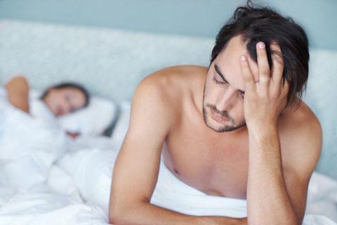 Болезнь является причиной бесплодия и снижения потенции