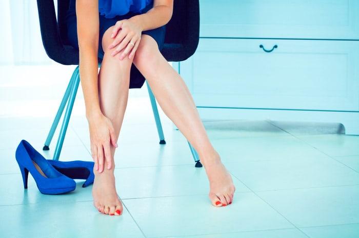 Боль в ногах - верный признак заболевания