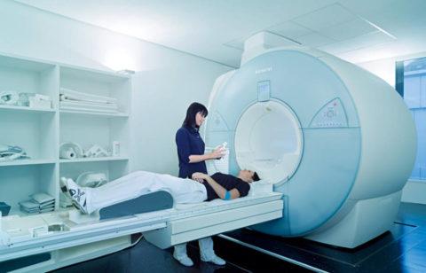 Для получения точных данных используют магнитно-резонансную томографию.