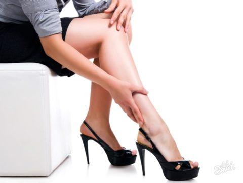 Гипоксия вызывает дискомфорт в ногах