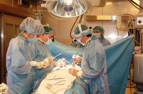 Хирургические методы лечения спазма сердечных сосудов