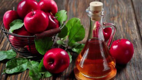 Как использовать яблочный уксус для очистки сосудов.