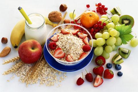 Какие продукты следует употреблять?