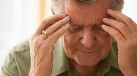 Одна из частых причин болезни - атеросклероз
