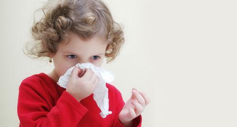 Особенно часто кровотечения из носика беспокоят малышей
