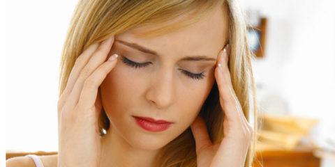 Многие пациенты жалуются, что у них болит голова.