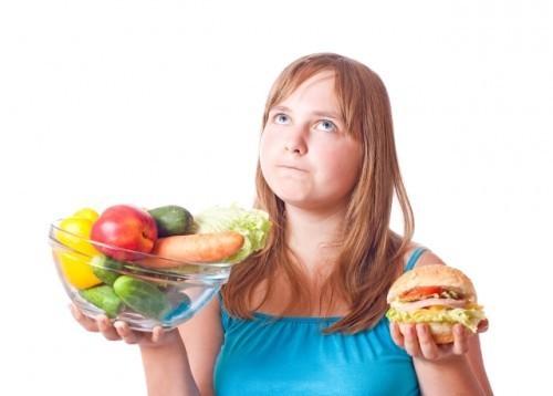Пристрастие к вредной еде - верный путь к проблемам со здоровьем