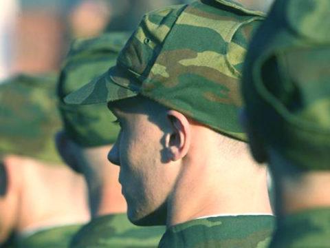 Только решение специализированного органа может освободить от службы в армии