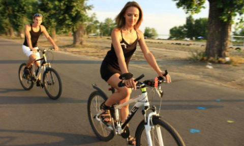 Велосипед – надежный помощник для укрепления здоровья