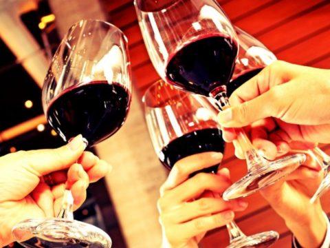 Вино – полезный алкогольный напиток