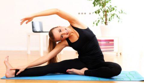 Здоровье будет в порядке – утренняя гимнастика.