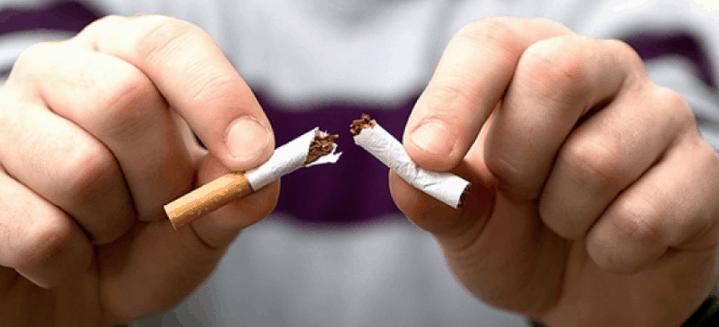 Отказ от курения как необходимая мера.