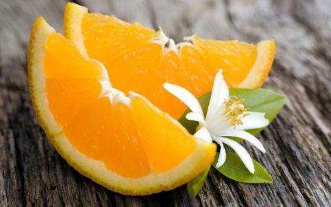 Апельсин для очистки сосудов.