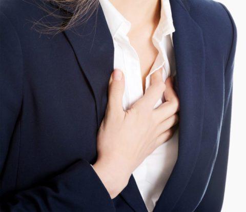 Боль за грудиной сама не пройдет, может стоит попрощаться с ней навсегда?
