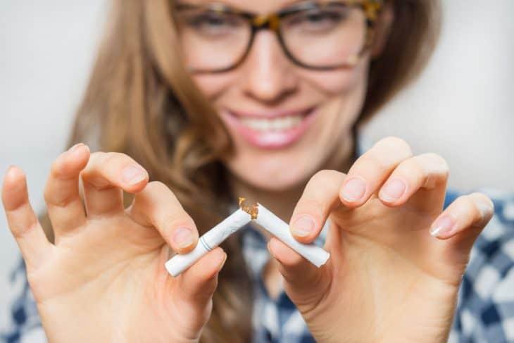 Как курение влияет на похудение