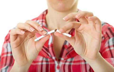 Для здоровья сосудов необходимо отказаться от любых вредных пристрастий и привычек.