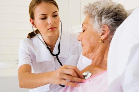 Комплекс обязательных физиопроцедур после инфаркта.
