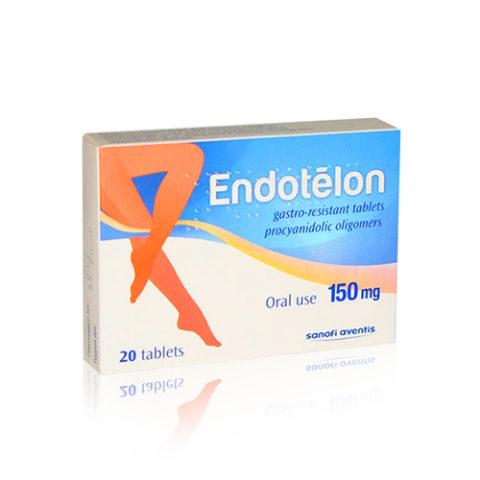 Эндотелон – таблетки для перорального приема.