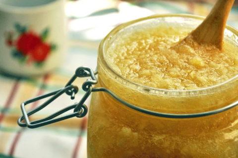 Имбирная смесь с медом и лимоном