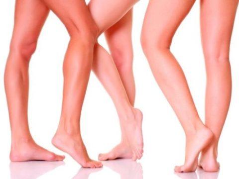 Как сохранить здоровье и красоту ног.