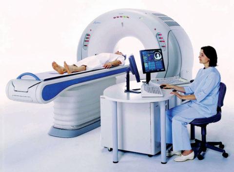 Компьютерная томография как распространенный метод диагностики.