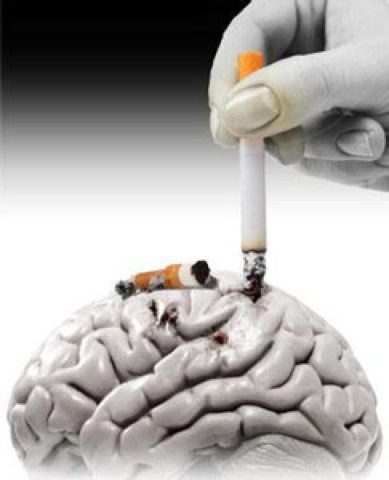 Курение и сосуды головного мозга.