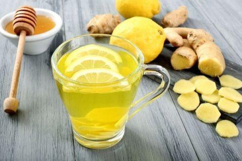 Напиток из лимонов и имбиря – одно из лучших целебных средств