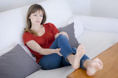 Ограничение активности из-за боли или хромоты – типично для облитерации сосудов.