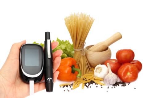 Овощи и крупы должны составлять основу рациона диабетика