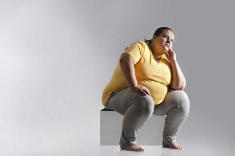 Ожирение.