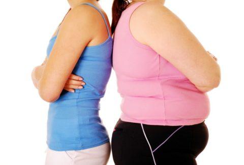 Пациентки с избыточным весом имеют высокий риск развития варикозной болезни.