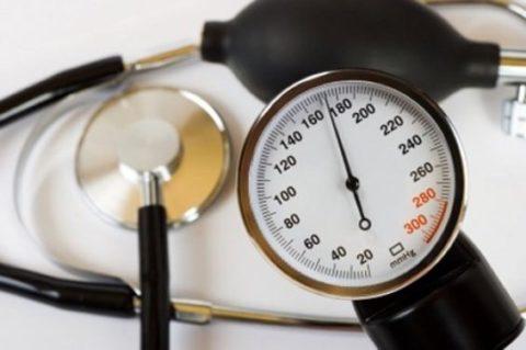 Периодические колебания артериального давления.