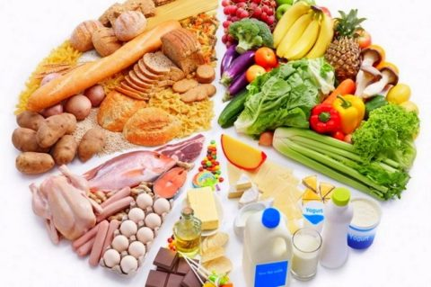 Правильное питание ускорит реабилитационный период