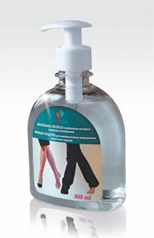 Шампунь для стирки медицинских компрессионных эластичных изделий