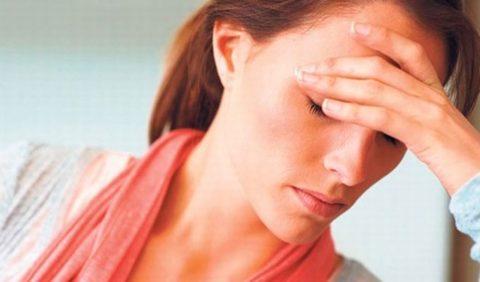 Светобоязнь как симптом расстройства.
