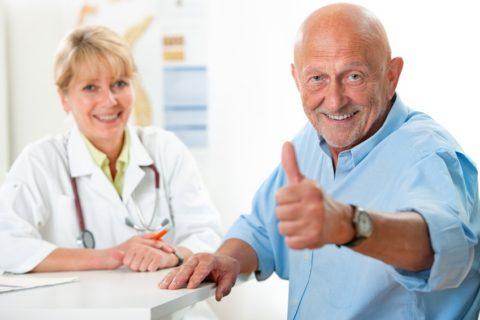 Выполнение рекомендаций врача – основа успеха