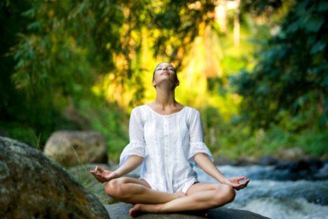 Йога и медитация.